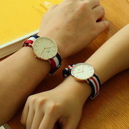 Fashion waterproof Watch Daniel Wellington Women's 0502DW Classic Tri-Color Watch