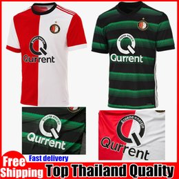 new 2017 2018 Feyenoord Soccer Jersey 17 18 Feyenoord away Kuyt Lex Immers Simon Kramer Jerseys Customized football Uniform Sales Shirts