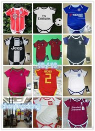 Top qualityBaby Jersey For 6 To 18 Month Baby 2018 World Cup Shirt Argebtina Spain Mexico Colombia Belgian 10 MESSI Russia 2018 Baby Shirts
