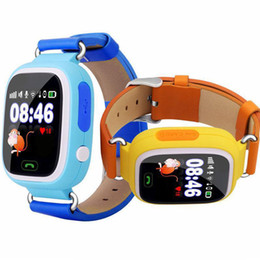 Q90 GPS Smart Watch Baby Watch with Wifi Touch Screen SOS Call Location Kid Safe Phone Fitness Sleep Pedometer Tracker For Android IOS Phone