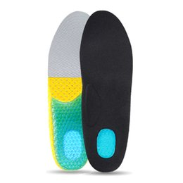 EVA Foam Arch Support Sports Insoles for Running Sport Cushion Insert Shoes Pad Plantar Fasciitis Pain Relief Gel Insole
