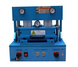 LCD Touch Screen OCA Film Laminating Machine Vacuum Laminator For OCA Film Polarizer Touch Screen Refurbish DHL Free Shipping