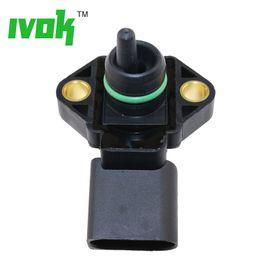 New 2.5 Bar MAP Sensor For VW Beetle Golf Jetta Passat Bora Caddy Sharan 1.8L 1.9L 0281002177, 038906051, 062906051, 038-906-051