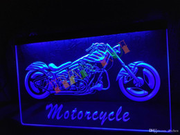 LB642-b Motorcycle Bike Sales Services Neon Light Sign home decor shop crafts led sign.jpg