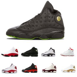 2018 Cheap New 13S China mens basketball shoes top quality outdoor sports shoes for men many colors US 8-13 Free Drop Shipping