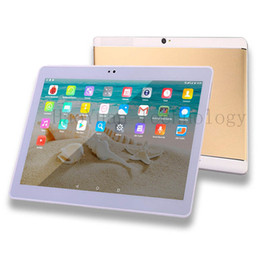 New 10.1 inch 3G 4G double card phone calls the tablet computer Android 7.0.IPS screen 1280*800 Bluetooth Wifi Tablet PC child's gift
