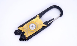 20 in 1 keychain tool EDC survival tool outdoor camping Multifunctional Travel Kit Pocket MultiTool