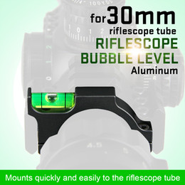 New Rifle Scope Bubble Level Mount Rings For 30MM Rifle Scope for Hunting FREE SHIPPING CL33-0091