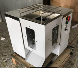 250kg hr Meat Dicer machine Meat Cuber Can cut into Strips and cut Slicer