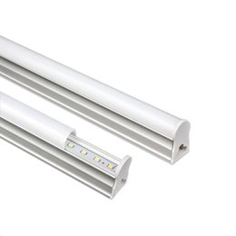 T5 2FT Led Tubes Light 0.6m Integrated 12W Led Fluorescent Tubes Lamp SMD 2835 90LM W AC 85-277V Warm Natrual Cold White