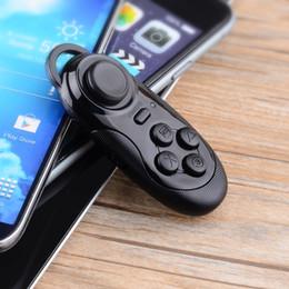 autodisparador de Bluetooth multi-fuction portátil de la manera / obturador del selfie de la PC del ordenador / de la tableta / caja de la TV / regulador de la PC / gamepad inalámbrico / vuelta del libro del E-libro