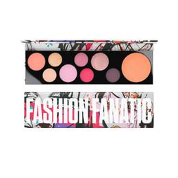 ABH Eye Makeup Marcs Jacobs The Wild One Eye Conic Ana Girls Fashion Fanatic Eye Shadow Palette