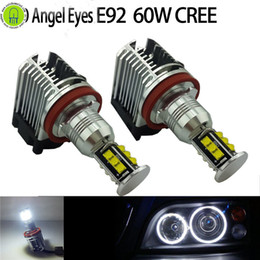 2PC X CANBUS LED Bulb for BMW Marker Light E71 X6 E89 120W KIT, 60W per bulb with Fan Spread heat
