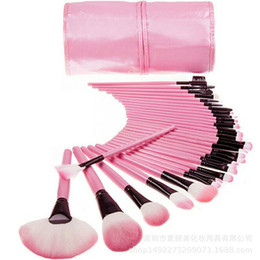 zouyesan Free Shipping 2018 New 32 Ya Ya powder professional makeup brush set make-up sets of brush beauty tools spot