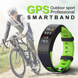 P5 Plus smart bracelet heart monitor intelligent intelligent wrist watch band gym team activity tracker phone for Android IOS