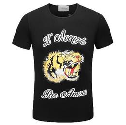 2018 Men's Spring Summer Casual Business T-shirt Classic Shirt Men's Shirt Classic Men's T-Shirt Trend T-Shirt 11
