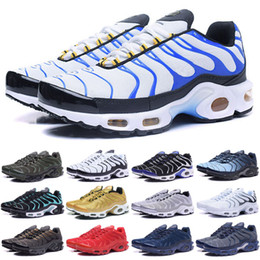 60 Colors Wholesale High Quality Hot Sale TN Men's Running Sport Footwear Sneakers Trainers Shoes size 7-12