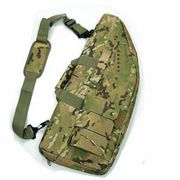 Tactical carry case 85cm long rifle gun slip 27cm width Bag