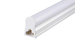 Free shipping high brightness 18w 4TF 1200mm Small T5 LED tube light smd2835 96leds indoor tube bulbs milky clear cover 30pcs lot