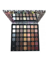 Violet Voss Eye Makeup Ride or Die 42 Color Essence Eyeshadow Palette 42 x 1.8g Shimmer Couture Eyes Palette Cosmetics