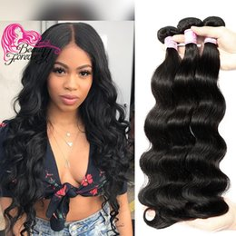 Beauty Forever Brazilian Hair Body Wave 4 Bundles 8-30inch Weave Unprocessed Human Hair Extensions Mix Length Top Quality Cheap Virgin Hair