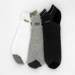 Calcetines casuales de los hombres de la abertura corta al por mayor calcetines casuales multi del color para los hombres