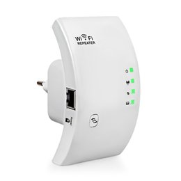 Wireless WIFI Repeater Signal Range 300Mbps Extender Signal Amplifier Mini wi fi Extender Booster 802.11N B G