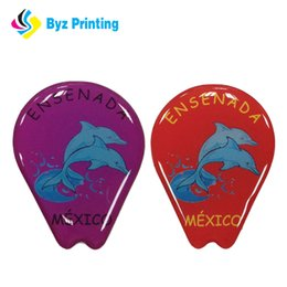 Custom design crystal epoxy sticker, round epoxy dome stickers, oval epoxy sticker