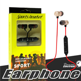 M5 Wireless Bluetooth headphones Sports Running Magnetic earphones Earset With Mic MP3 Earbud BT 4.1
