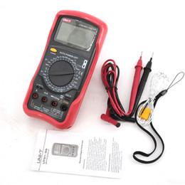 Standard Digital Multimeters UNI-T UT55 DC AC Voltmeter Ammeter Ohmmeter Tester LCD Backlight Multimetro Ammeter Multitester