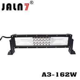 1PCS A3-162W LED Work Light 17820LM Car Driving 12V Moto Truck Auto Head light 24V JALN7