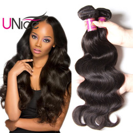UNice Hair Wholesale Unprocessed Brazilian Body Wave 20 Bundles Remy 100% Human Hair Extensions Cheap Body Hair Bulk Wet And Wavy 8-30inch