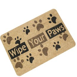 Cool Pattern for Living Room Bedroom Lovely Cat Rubber Antiskid Mat Hallway Bathing Room Doormat