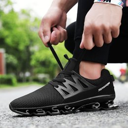 Men's Running Shoes Comfortable Sports Shoes Men Athletic Outdoor Cushioning Sneakers for Walking&JoggingMen's Fashion Running Shoes