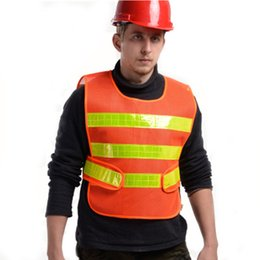 Waistcoat Reflective Clothes Vest Ultimate Performance Running Race High Visibility Reflective Fluorescent Safety Clothing freeshipping 2018