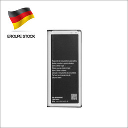 EB-BG850BBE Germany Stock Oem Battery For Samsung Galaxy Alpha 1860mAh Battery G850 G8508 dhl ddp freeshipping