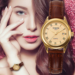 Women Watch Fashion Casual Female Wristwatch 30M Waterproof Genuine Leather Round Analog Quartz Military Business Ladies Watch Dropshipping