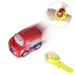 Novelty 4CH RC Car Gesture Control Cars with Wearable Watch Controller 4 Colors Remote Control Car Gift for Kids