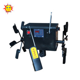 FedEX DHL Free shipping, far distance Wireless remote double wheels fountians fireworks firing system for indoor cold fireworks