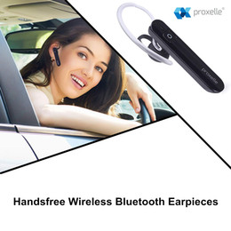 Bluetooth Headset, wireless Bluetooth Earpiece Earbuds Handsfree Headphones with Noice Cancelling Mic for Office Bussiness Driver