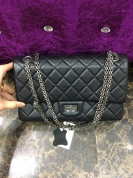 Shoulder slung small square buckle High-end temperament beauty essential lady style Calfskin elephant pattern with lambskin wine red size28*