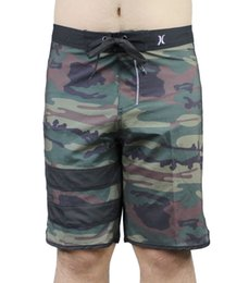 Awesome Elastic Fabric Camouflage Casual Shorts Mens Loose Bermudas Shorts Board Shorts Beachshorts Swimwear Swimtrunks Quick Dry Surf Pants