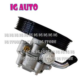 New Power Steering Pump With Pulley For Car Mitsubishi L200 Pickup 2.5 2.5 Di-D 4WD Platform Chassis 2.5 D MR992871