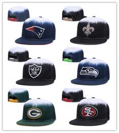 2019 footballl Snapback Oakland Snapbacks Hats Sports Snap Backs Caps Brand Players Hat Hiphop Headwears Outdoor Cap free shipping