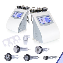 Factory Price RF Skin Lifting Fat Dissolve Ultrasonic Cavitation Bipolar Vacuum RF Photon Rejuvenation Machine
