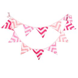 free shipping 3.2M high quality Banners Wedding Bunting Decor Birthday Party Baby Shower Garland Tent Decoration free shipping
