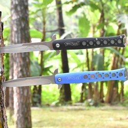 Tac Force Sword Fish Folding Knife Fast Open Outdoor Camping Hiking Fishing Pocket Knives Survival Gear Self-Defense EDC Tools