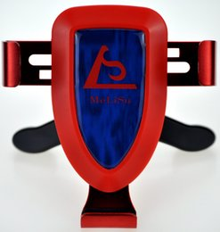 2018 Car Mount Quality Mobile Phone Holder Gravity Motion Red From MeLiSu Manufacture