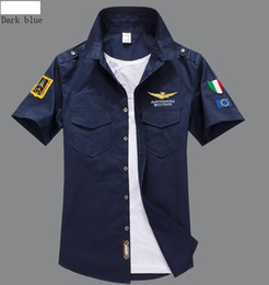 Spring new men's casual shirts women Embroidery Letters streetwear hip hop casual shirts vintage loose shirt men's clothing