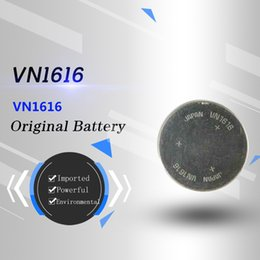20 piecesVN1616 Japan original imported 3v button battery rechargeable lithium battery without pump environmental protection, durable